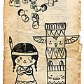 Santiags & totems