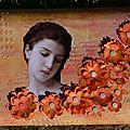 La femme aux fleurs