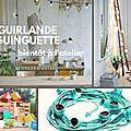 Guirlande guinguette