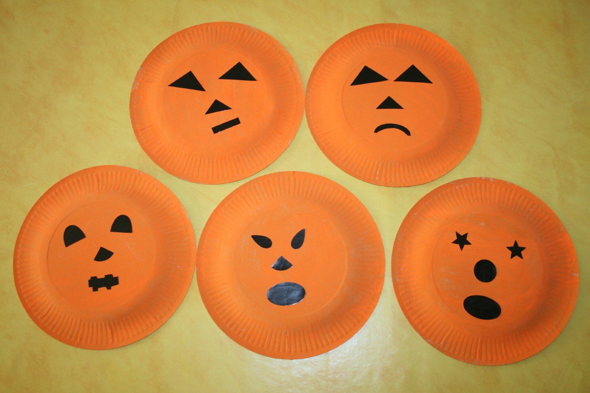 Citrouille halloween bricolage goshowmeenergy Bricolage maternelle halloween