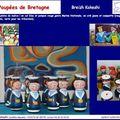 les marins Breizh Kokeshi