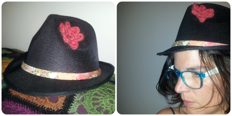 customisation chapeau