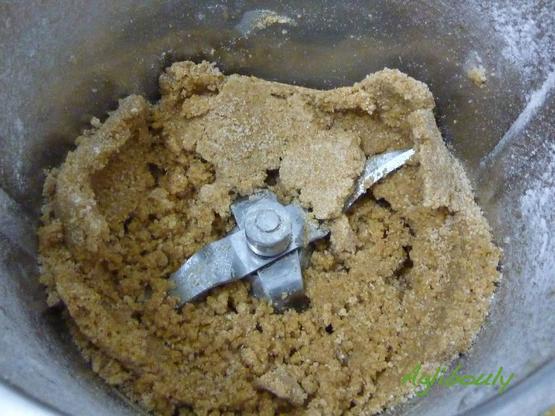 Recette crumble aux pommes thermomix aglibouly - Cuisine 100 facons thermomix ...
