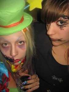 halloween party 049