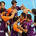 1/4 de finale coupe de ligue: sélestat 29-27 tremblay; le retour violet