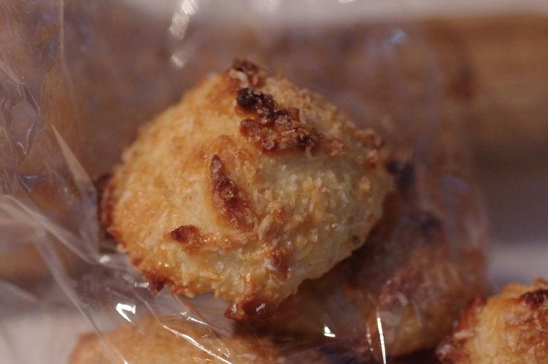 gateau sans oeuf a la noix de coco