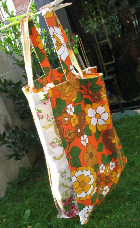 shopper Frau Tulpe 3