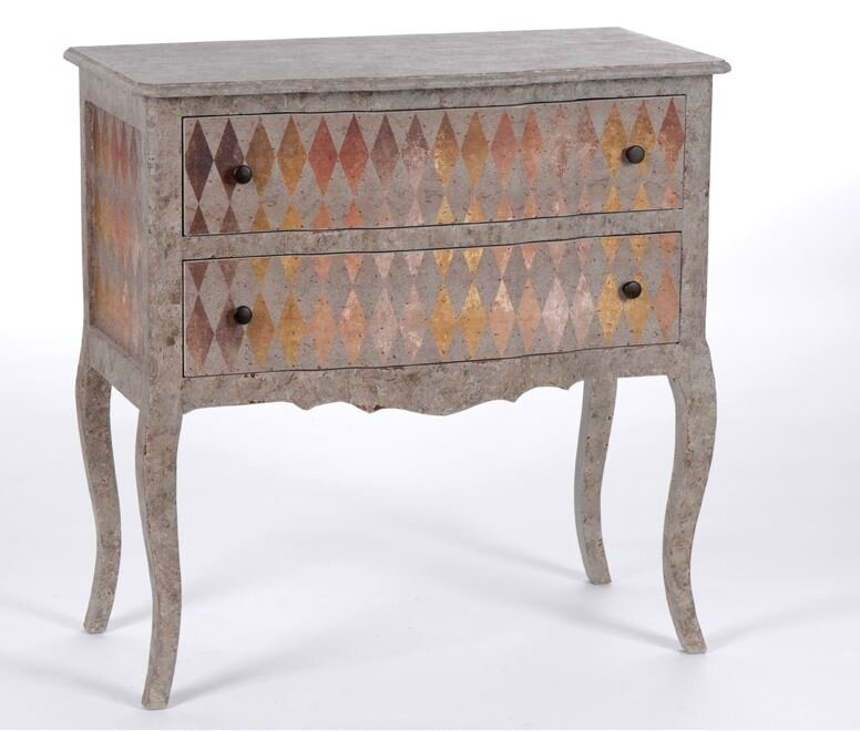 commode harlequin