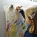Artistes en herbe, à vous de participer à une oeuvre d'art collaborative !