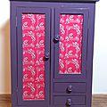 mobilier : armoire pour enfant