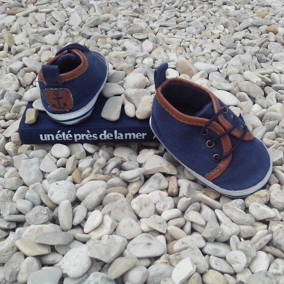 chaussures ancre sailor