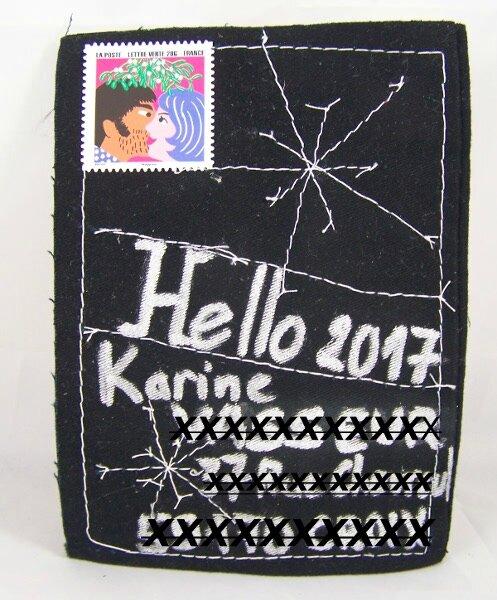 MailArtHello2017