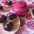 cupcakes au beurre de cacahuète