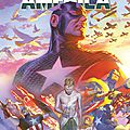 Panini marvel captain america