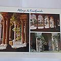 Narbonne l'abbaye de Fonfroide