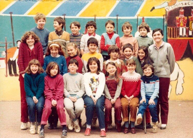 école St-Louis 1984 (1)