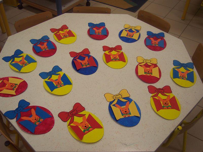 Bricolage de Pâques enfants PS-MS-CM - CHEZ NINOU