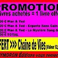 Kamash et oxymoron editions à la 5ème édition de la fête du livre et des éditeurs de céret (66) dimanche 9 septembre 2012