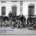 Secteur sud-est d'ypres, journée du 4 novembre 1914.