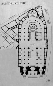 Saint_Eustache_plan_1