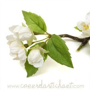 fleurs de cerisier fleurs artificielles le jardin des oliviers en deux s vres et www. Black Bedroom Furniture Sets. Home Design Ideas
