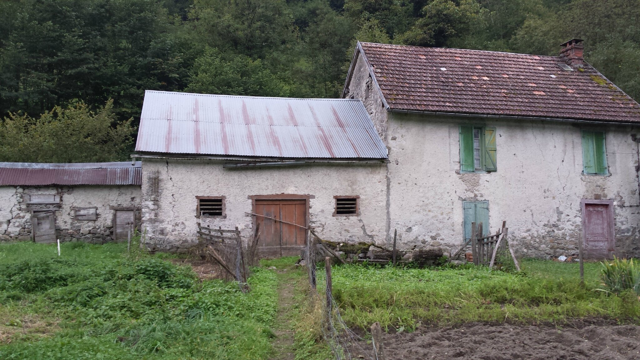 Notre acquisition renovation de notre maison en ariege for Acquisition maison