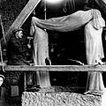 Un monument disparu... au cimetière du père lachaise, à paris