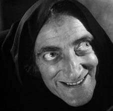 Marty Feldman Frankenstein Jr