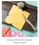 Captureenvelop punch board