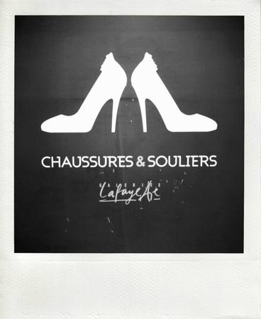 galeries shoes