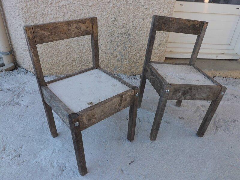 Petites chaises (2)