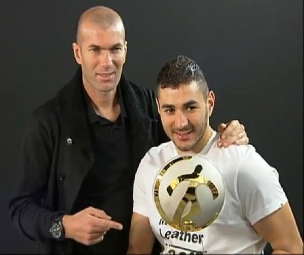 Benzema Best French Footballer Benzema And Ronaldo 2012