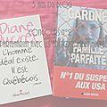 Aux douceurs littéraires fête ses 3 ans (concours 2)