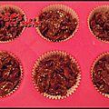 Roses des sables chocolat noir pralin !!!