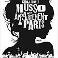 Dernière lecture : un appartement à paris