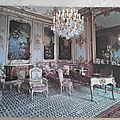 Chantilly - chateau - chambre de Monsieur le Prince