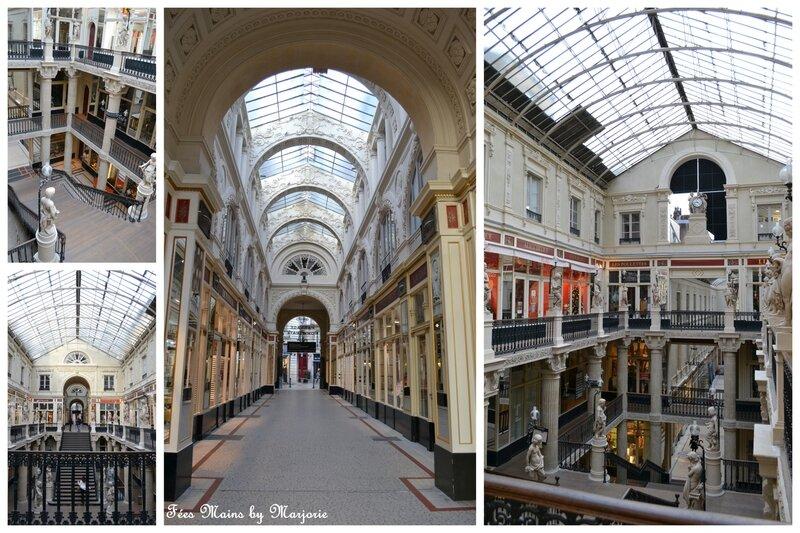 Nantes Passage Pommeraye