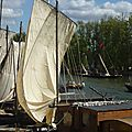 ports et bateaux de Loire
