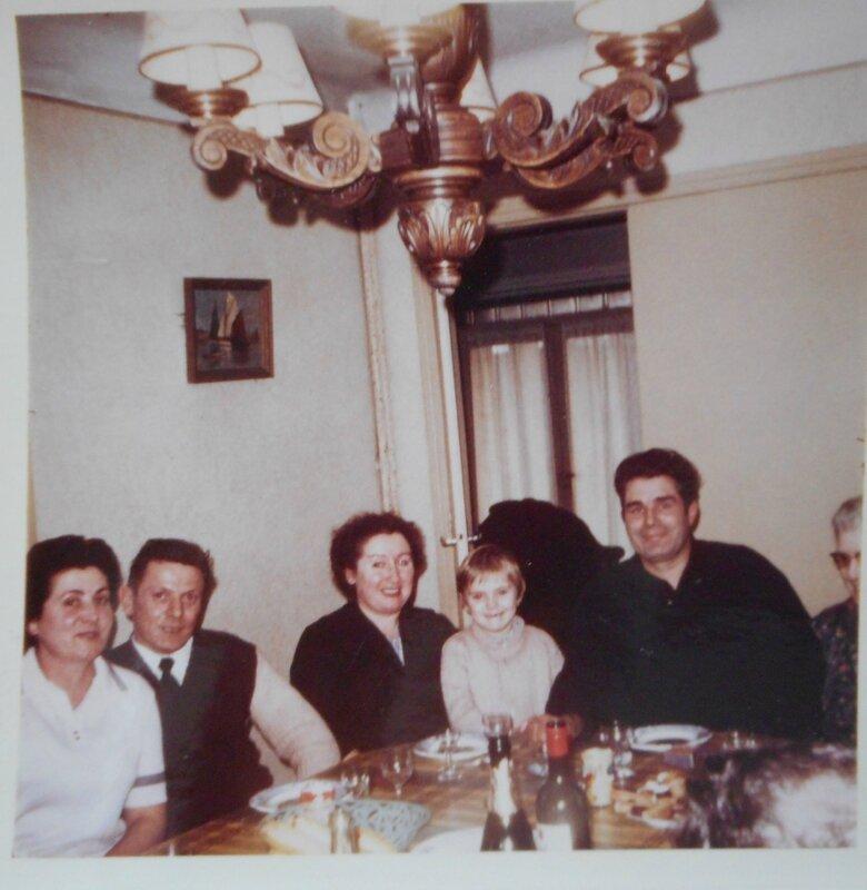 1972 Gisèle et Claude Q
