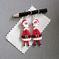 Boucles 2 Pères Noel
