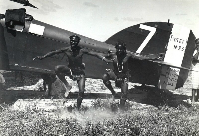 Tsihombe 1935 Potez
