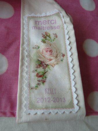maîtresse Nathalie T - 2013-07-04 - sac à tarte (détail étiquette)