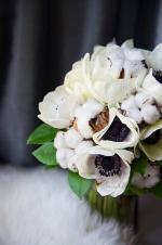 bouquet anémones