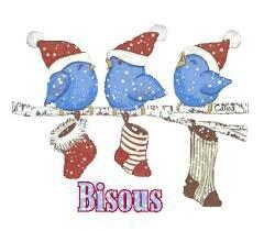 bisous oiseaux