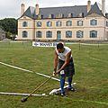 Victoire de Sébastien au marteau avec 23.45m