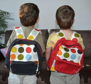 sac à dos jumeaux 2