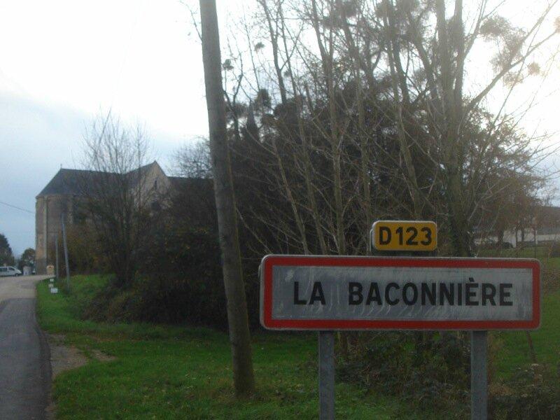 la baconnière