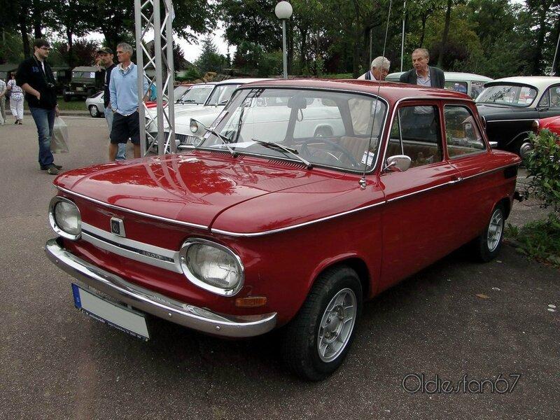 nsu prinz 1000c 1970 a