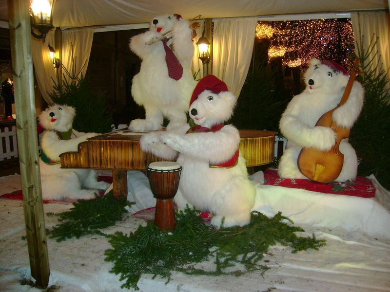 Orchestre d'ours