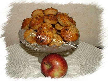 Muffins pommes 5